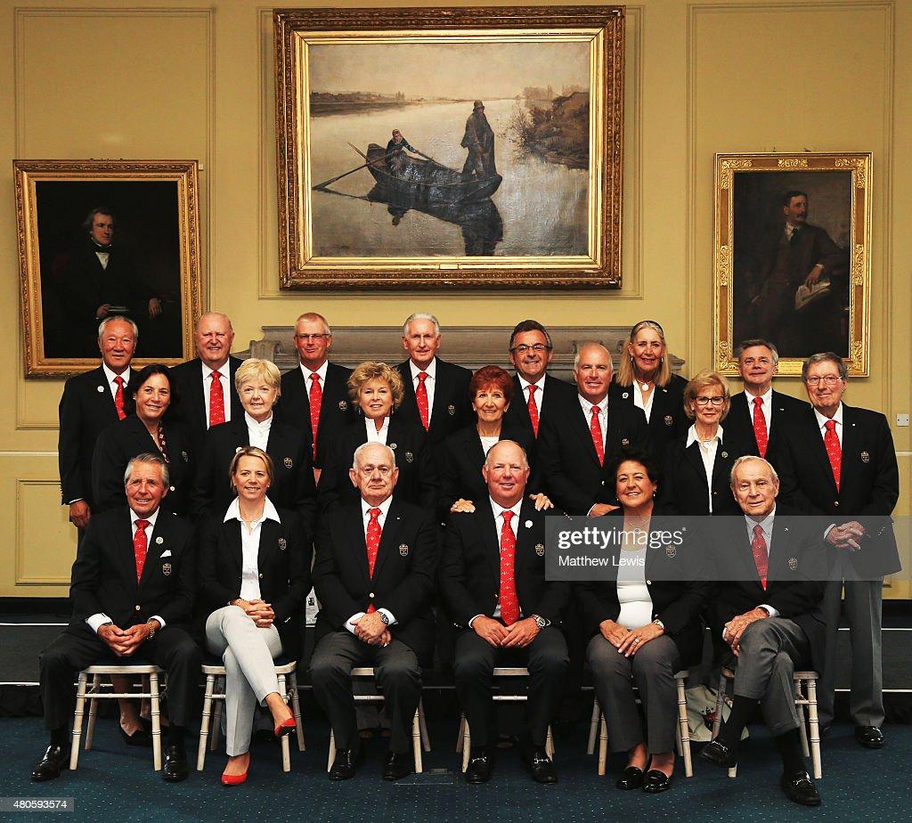 World Golf Hall of Fame Induction : ニュース写真