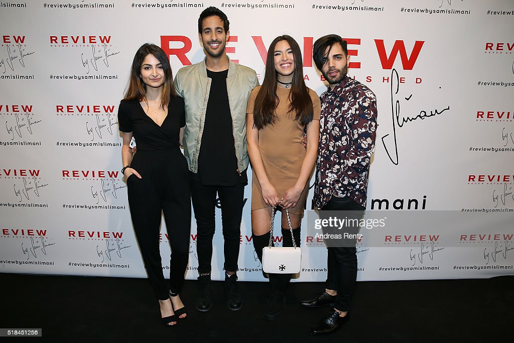Launch Party - REVIEW By Sami Slimani Collection : News Photo