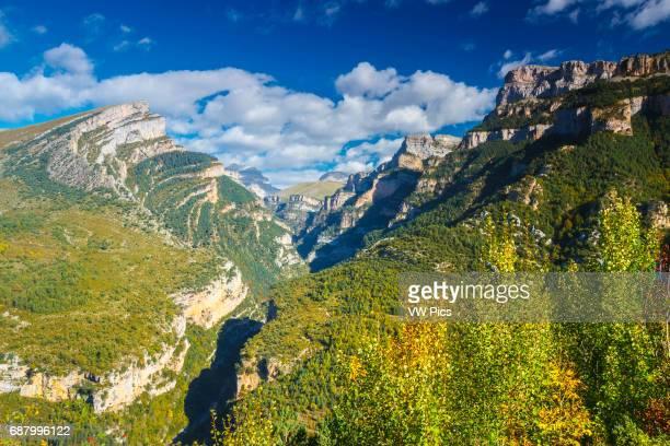 A–isclo Canyon Ordesa National Park Pyrenees Huesca Spain Europe