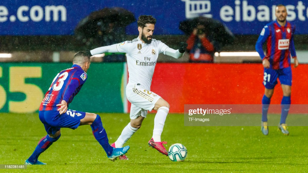 SD Eibar SAD v Real Madrid CF  - La Liga : News Photo