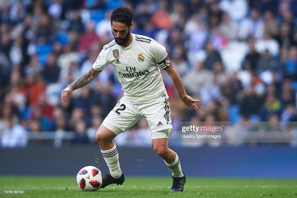 Real Madrid vs Melilla - Copa del Rey - Fourth Round : News Photo
