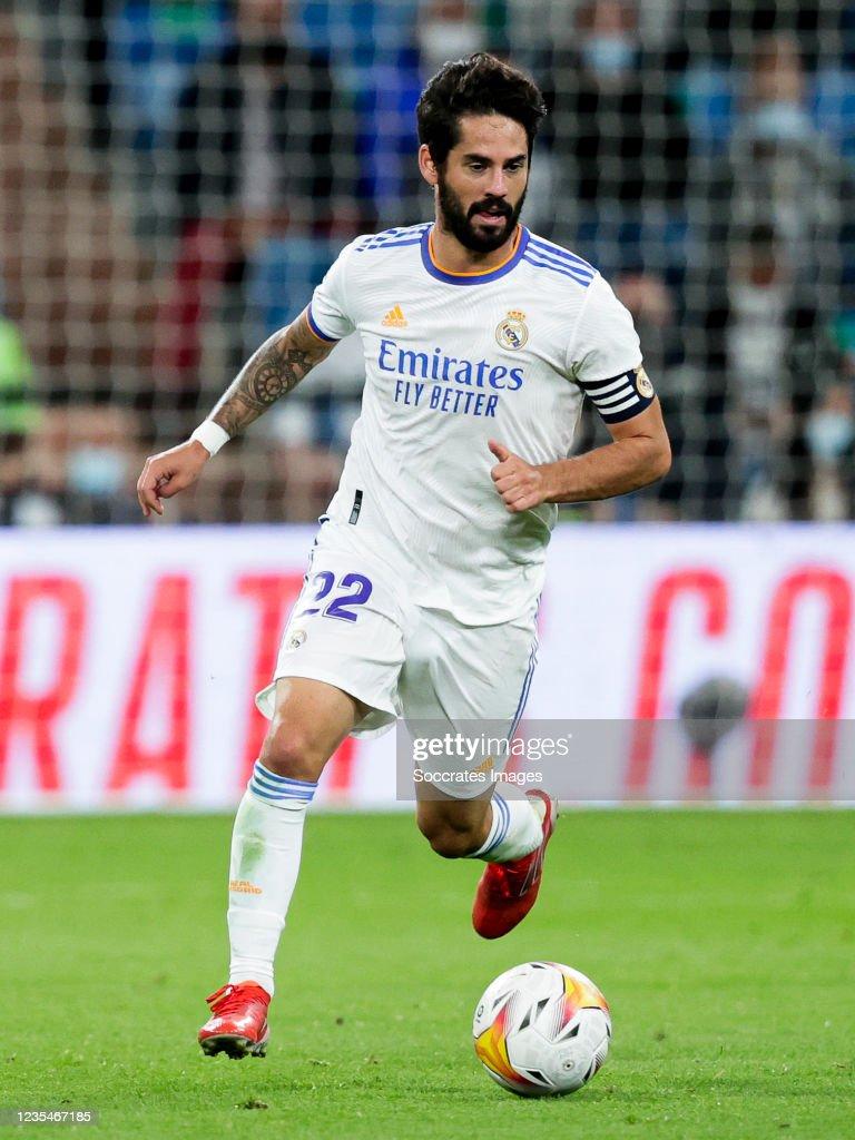 Real Madrid v Real Mallorca - La Liga Santander : News Photo