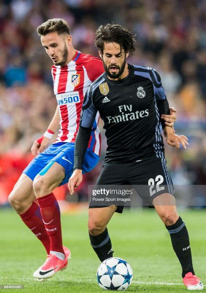 2016-17 UEFA Champions League - Atletico de Madrid vs Real Madrid : ニュース写真