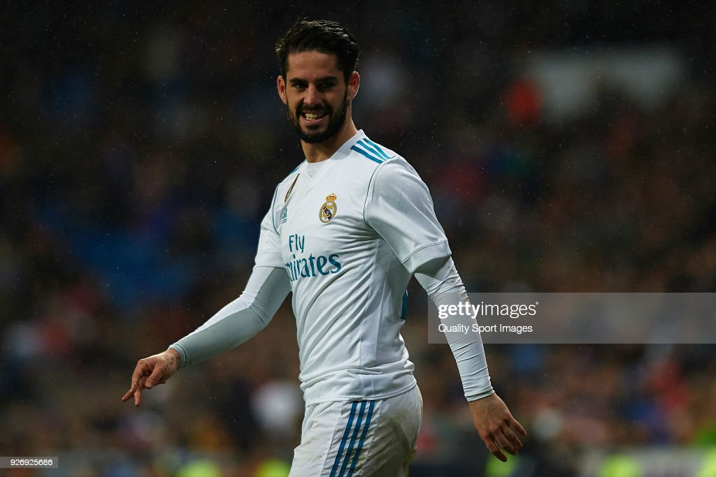 Real Madrid v Getafe - La Liga : ニュース写真