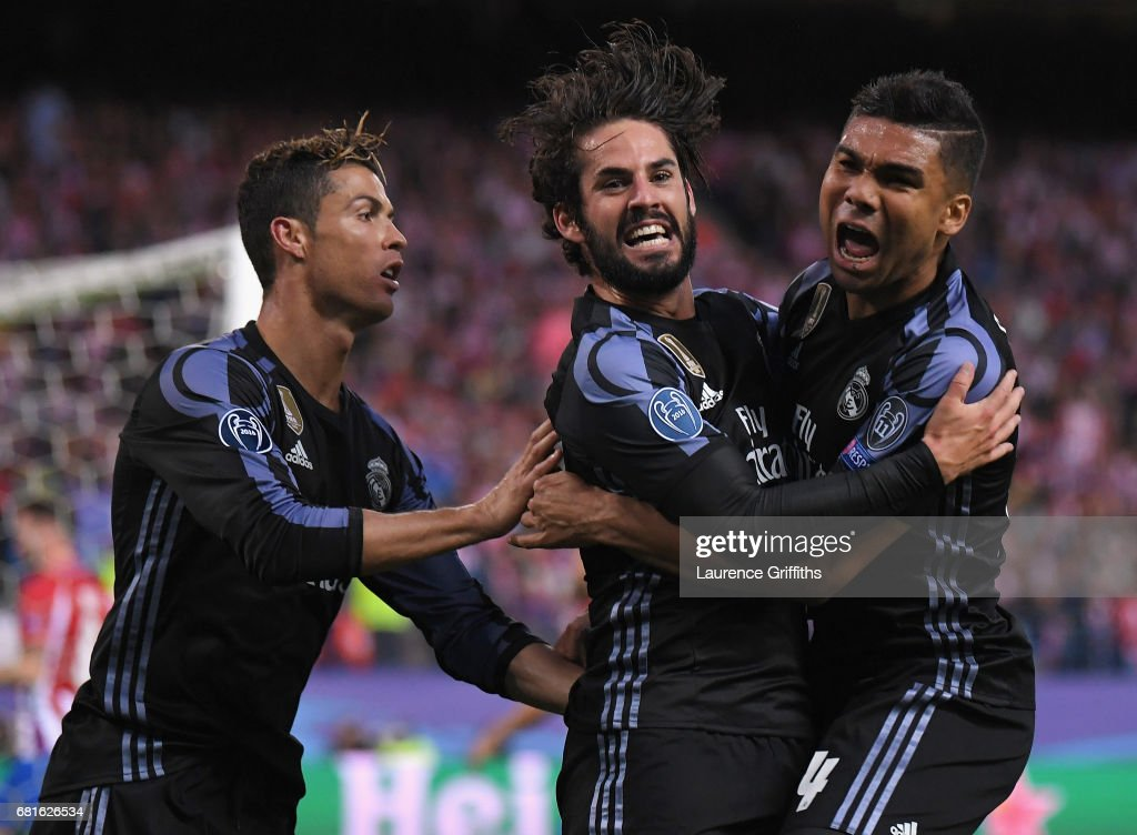 Club Atletico de Madrid v Real Madrid CF - UEFA Champions League Semi Final: Second Leg