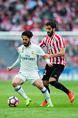 bilbao spain isco real madrid competes