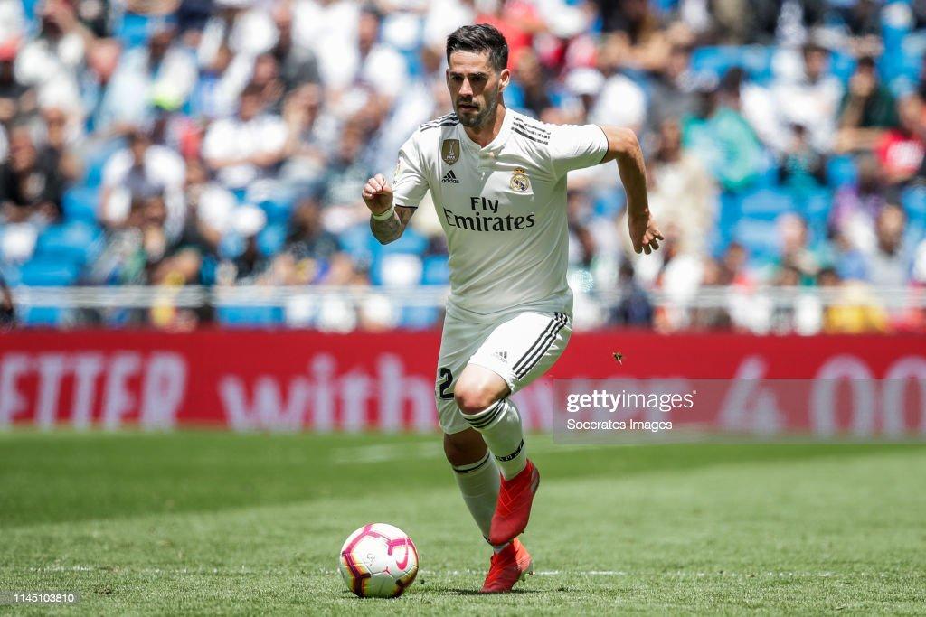 Real Madrid v Real Betis Sevilla - La Liga Santander : News Photo