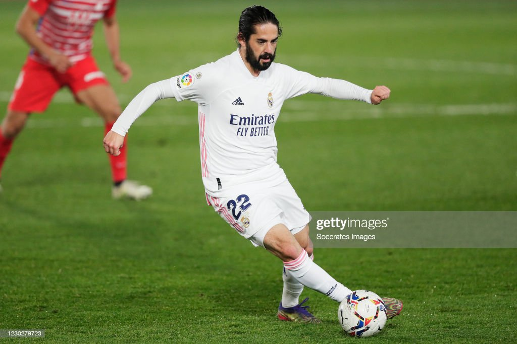 Real Madrid v Granada - La Liga Santander : News Photo