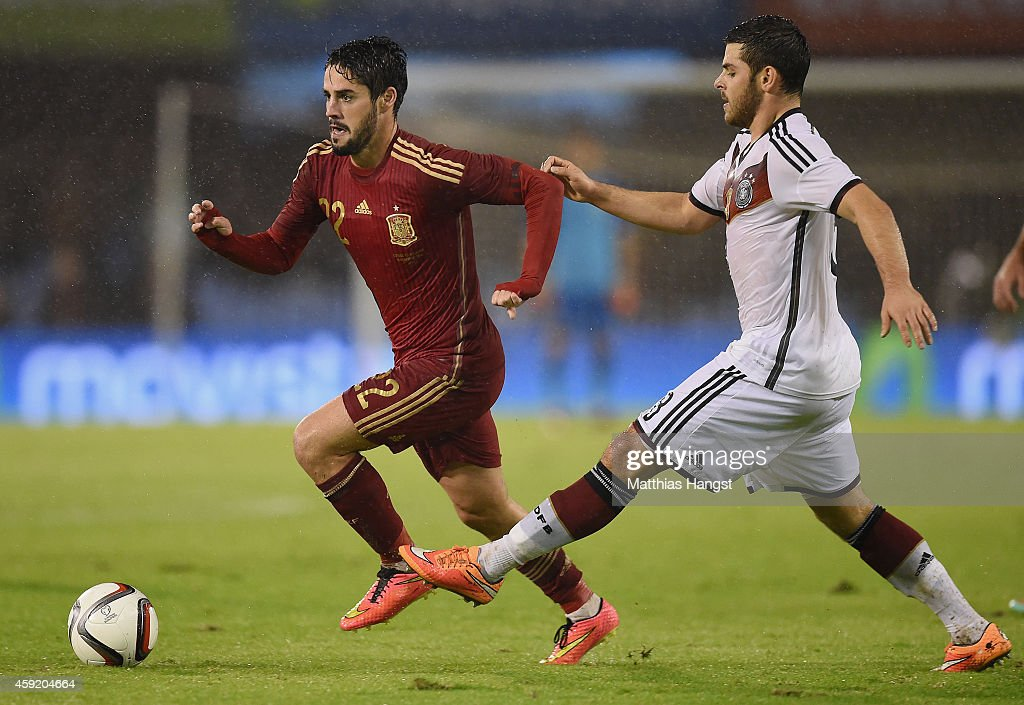 Spain v Germany - International Friendly : News Photo