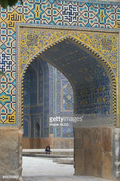 Isfahan Shah Abbas Mosque Ispahan Mosque du Shah Abbas