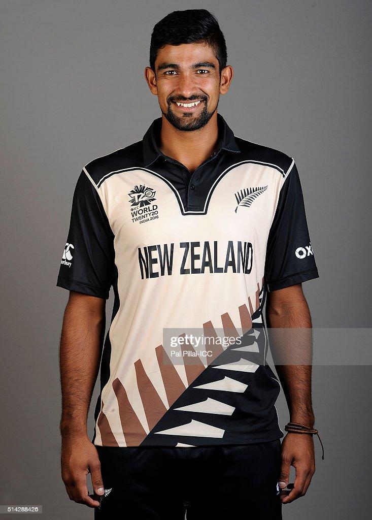 ICC Twenty20 World Cup: New Zealand Headshots