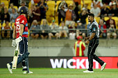 wellington new zealand ish sodhi blackcaps