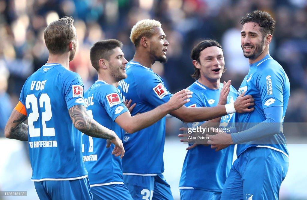 TSG 1899 Hoffenheim v Hannover 96 - Bundesliga : News Photo