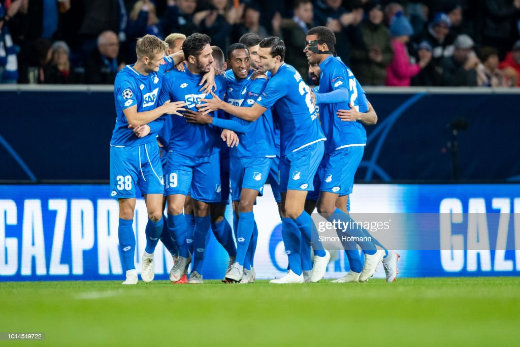 TSG 1899 Hoffenheim v Manchester City - UEFA Champions League Group F : News Photo
