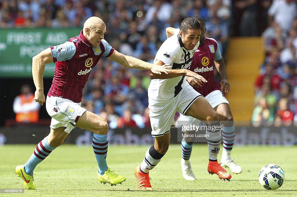 Aston Villa v Parma - Pre-Season Friendly