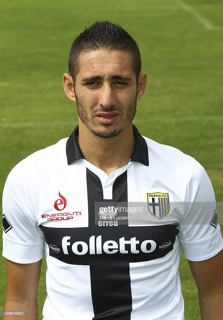 Parma FC Official Portraits