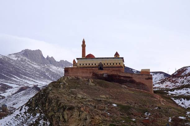 Ishak Pasa Palace in Dogubayazit