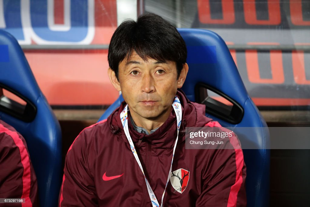 Ulsan Hyundai FC v Kashima Antlers - AFC Asian Champions League Group E
