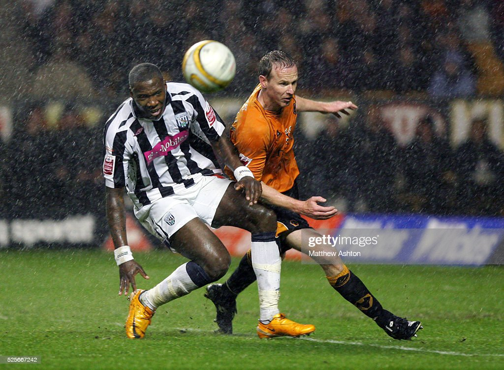 Soccer - Coca Cola Championship - Wolverhampton Wanderers vs. West Bromwich Albion : News Photo