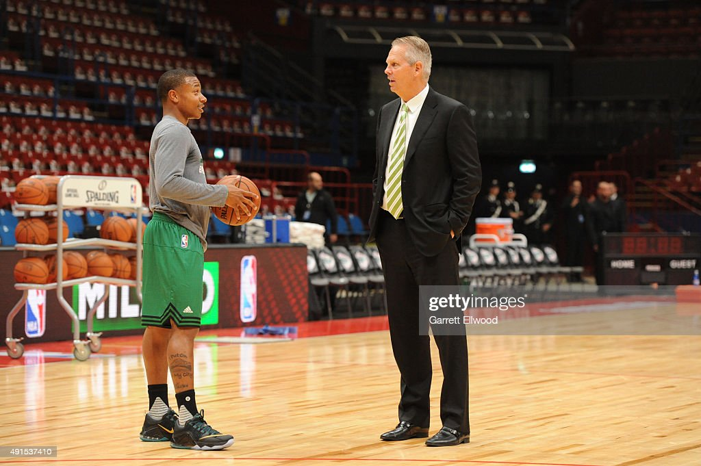 Boston Celtics v Olimpia Milano