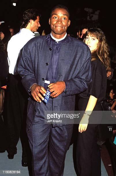 Isiah Thomas at the 1990 MTV Video Music Awards at in Los Angeles California