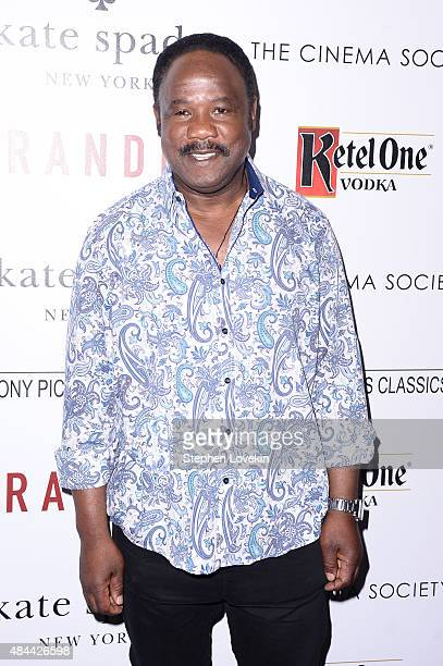 Isiah Whitlock Jr attends a screening of Sony Pictures Classics' 'Grandma' hosted by The Cinema Society and Kate Spade at Landmark Sunshine Cinema on...