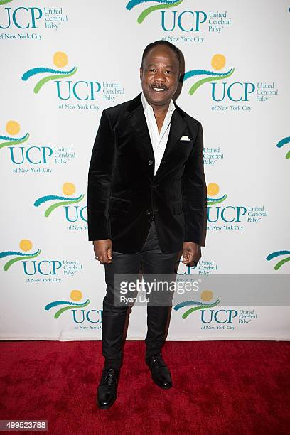 Isiah Whitlock Jr attends the 6th Annual UCP Of NYC Santa Project Party and auction benefiting United Cerebral Palsy of New York City at The Down...