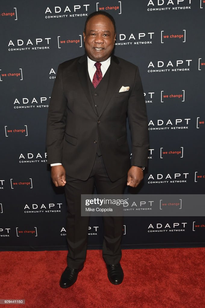 Isiah Whitlock Jr. attends the Adapt Leadership Awards Gala 2018 at Cipriani 42nd Street on March 8, 2018 in New York City.