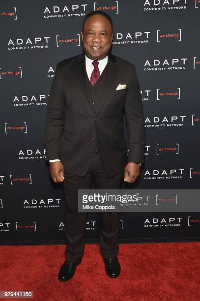 Isiah Whitlock Jr attends the Adapt Leadership Awards Gala 2018 at Cipriani 42nd Street on March 8 2018 in New York City