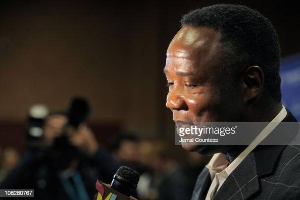 Isiah Whitlock Jr. attends the