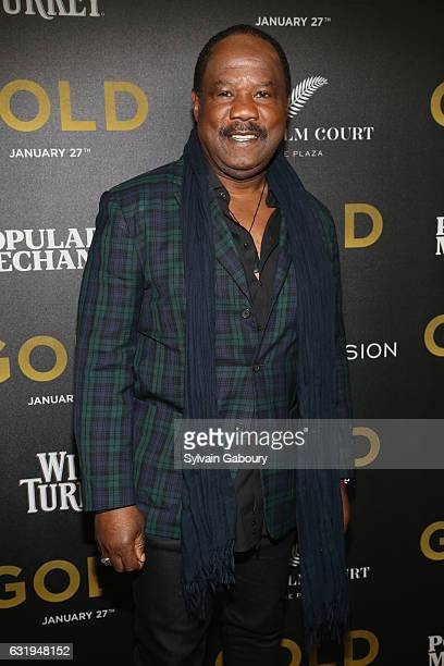 Isiah Whitlock Jr attends TWCDimension with Popular Mechanics The Palm Court Wild Turkey Bourbon Host the Premiere of Gold at AMC Loews Lincoln...
