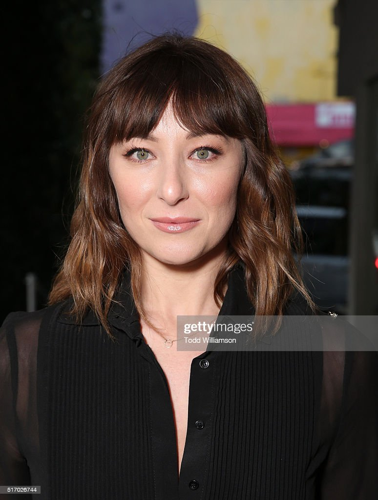 Isidora Goreshter attends a screening and panel discussion with The Women Of Showtime's 'Shameless' at The London Hotel on March 22, 2016 in West Hollywood, California.