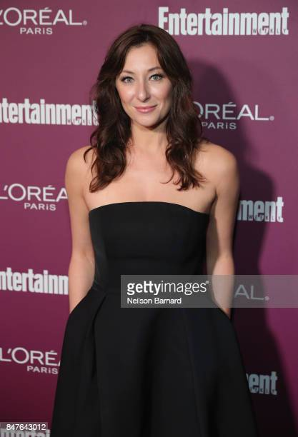 Isidora Goreshter attends the 2017 Entertainment Weekly PreEmmy Party at Sunset Tower on September 15 2017 in West Hollywood California