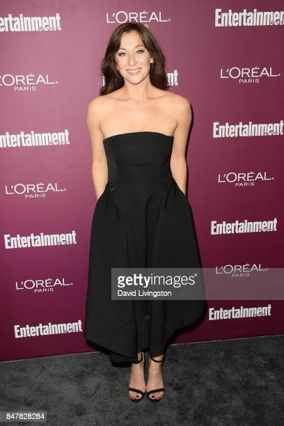 Isidora Goreshter attends the Entertainment Weekly's 2017 PreEmmy Party at the Sunset Tower Hotel on September 15 2017 in West Hollywood California