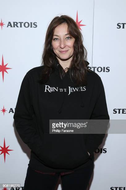 Isidora Goreshter attends the HBO and Live Nation Productions' Believer party in Cafe Artois during the Sundance Film Festival in Park City Utah on...