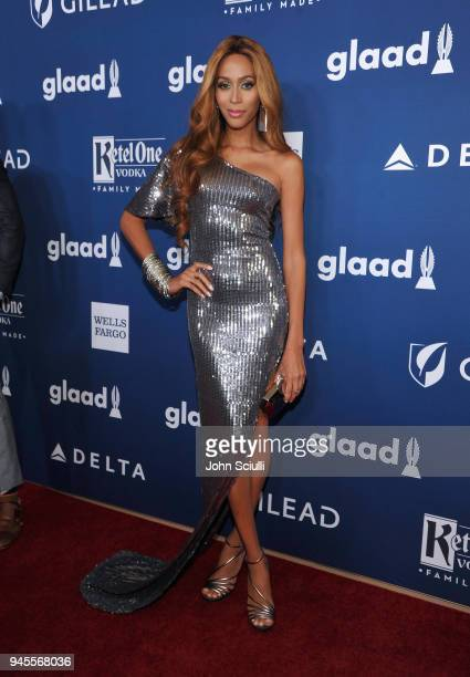 Isis King celebrates achievements in LGBTQ community at the 29th Annual GLAAD Media Awards Los Angeles in partnership with LGBTQ ally Ketel One...