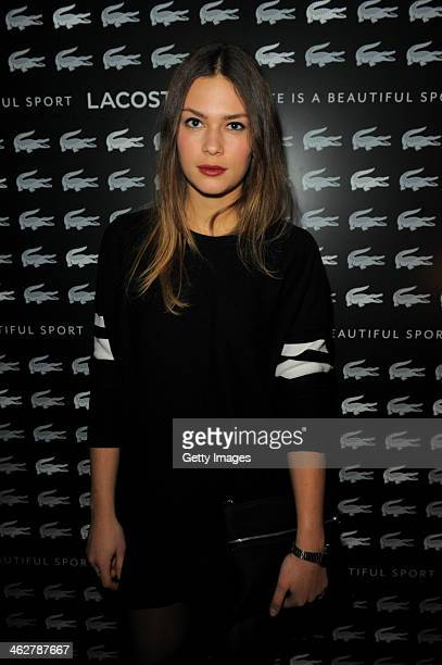 Isis Niedecken attends the Let's Rock The Croc party at Soho House on January 14, 2014 in Berlin, Germany.