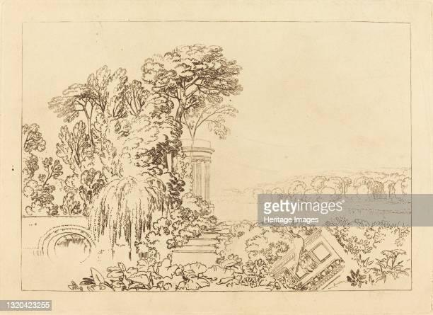 Isis, published 1819. Artist JMW Turner.