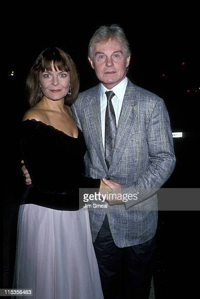 """Isla Blair and Derek Jacobi during Opening of """"Byron"""" at James A. Doolittle Theater in Los Angeles, CA, United States."""