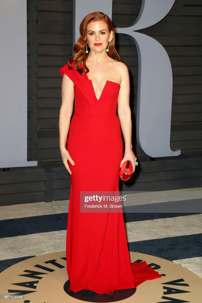 2018 Vanity Fair Oscar Party Hosted By Radhika Jones - Arrivals : News Photo