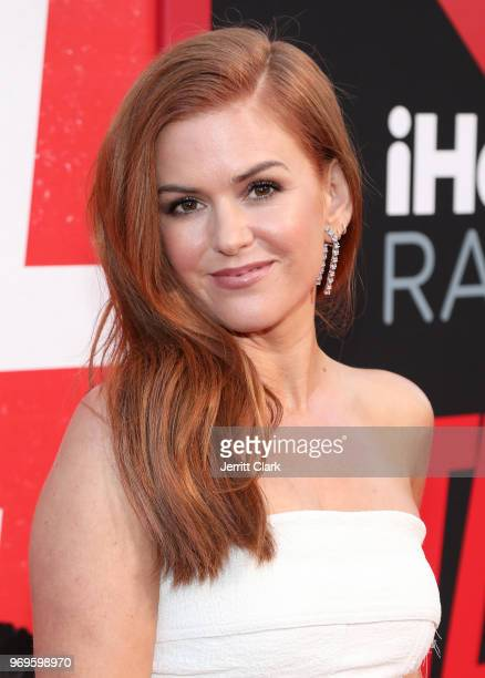 Isla Fisher attends the Premiere Of Warner Bros Pictures And New Line Cinema's Tag at Regency Village Theatre on June 7 2018 in Westwood California