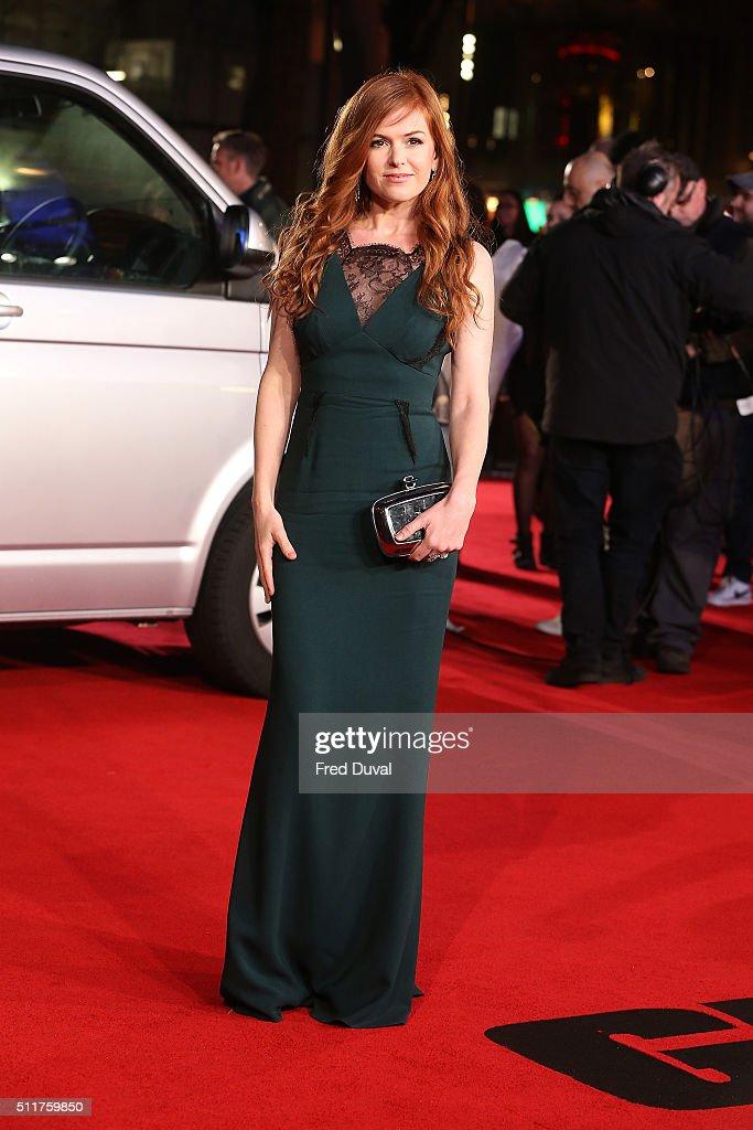 """Grimsby"" - UK Film Premiere"
