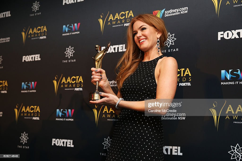 6th AACTA Awards Presented by Foxtel | Media Room