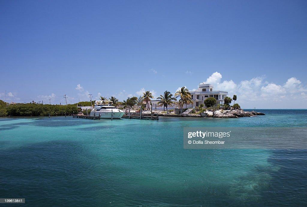 Isla Mujeres : Stock Photo