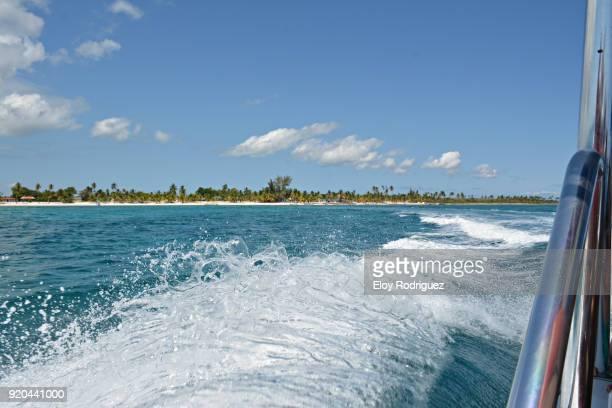 Isla Saona -  Full speed ¡¡¡