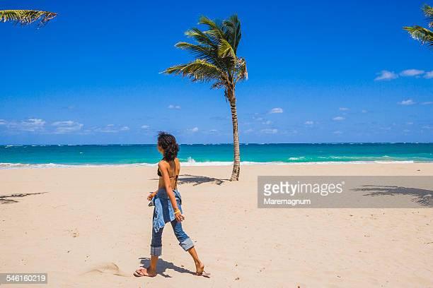 isla verde, isla verde beach - paesaggio marino foto e immagini stock