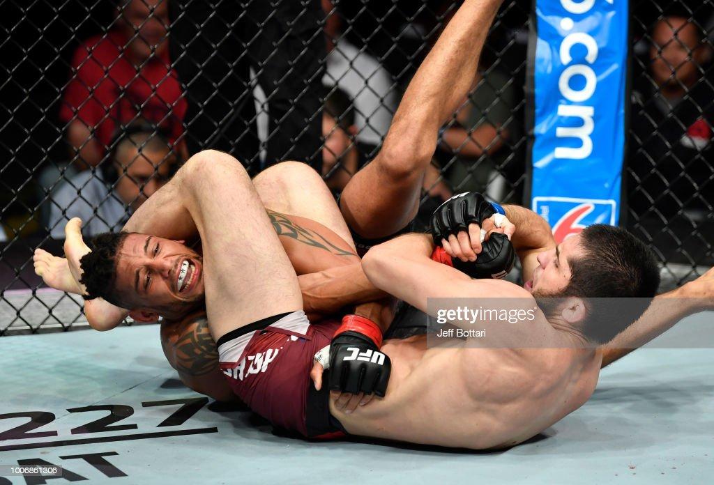 UFC Fight Night: Johnson v Makhachev : ニュース写真
