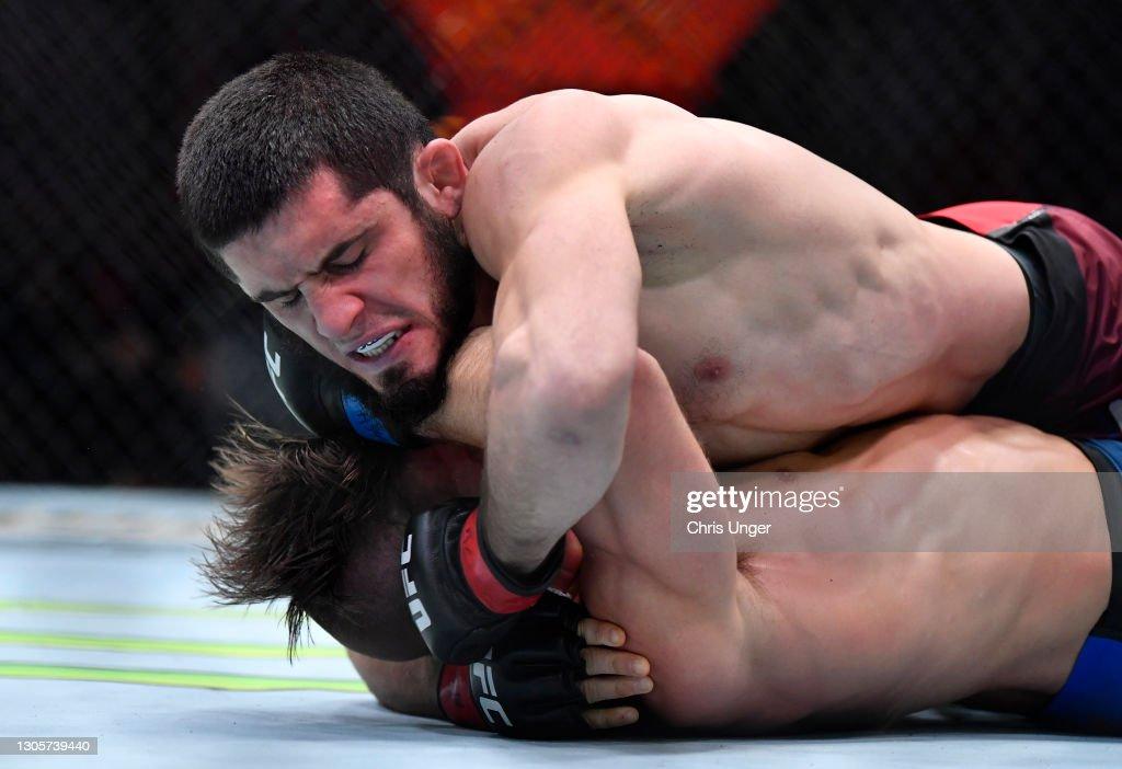 UFC 259: Makhachev v Dober : News Photo