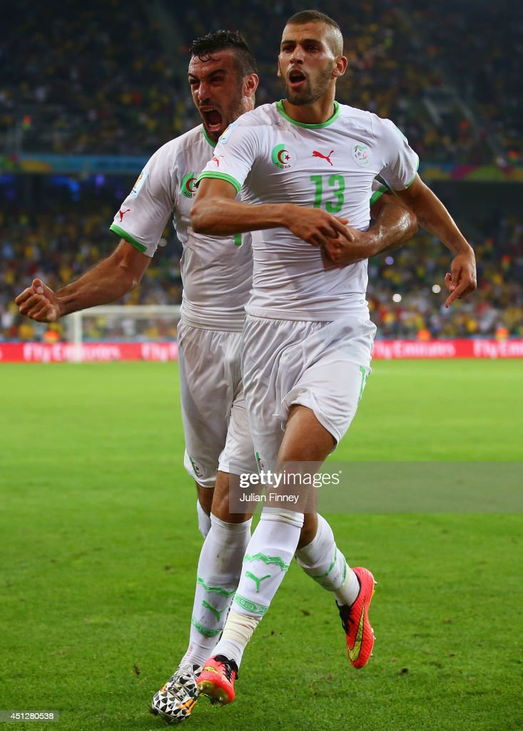 Algeria v Russia: Group H - 2014 FIFA World Cup Brazil
