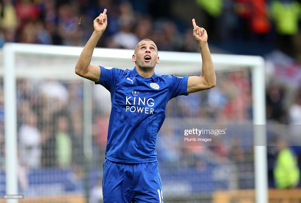 Leicester City v Burnley - Premier League